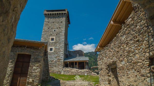 Il Borgo di Ossana in Val di Sole, Trentino - I cieli più belli d'Italia GOLD