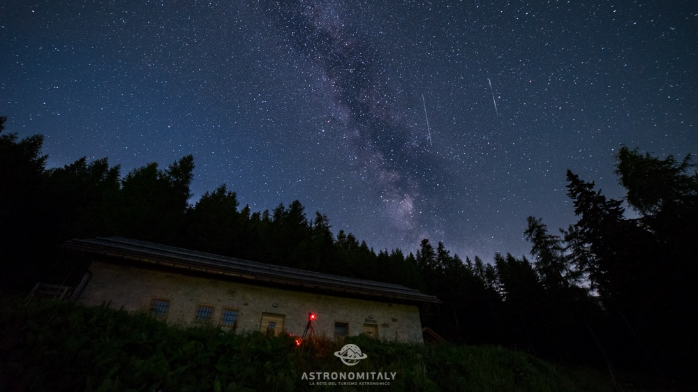 La Malga del Doss (Ossana, Trentino Alto Adige) - I cieli più belli d'Italia GOLD