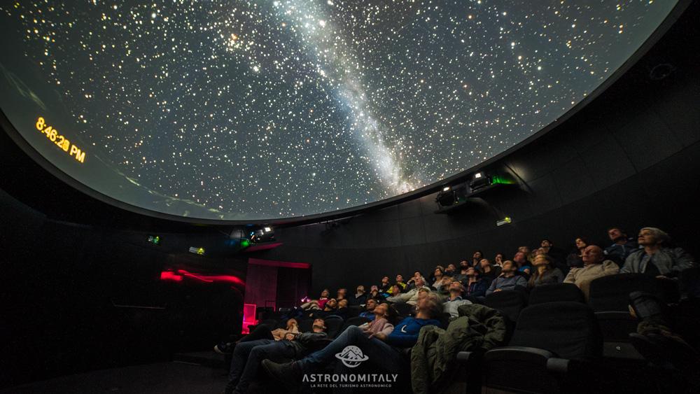 Planetarium San Valentino in Campo 14-02-2018