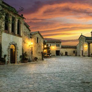 Notte di Stelle al Castello di Titignano